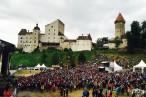 Konzertgelände Burg Clam